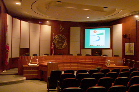 City Council Chambers Media Systems Design Group